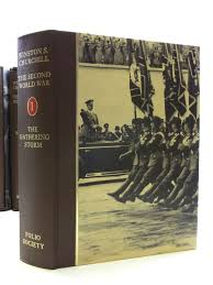 Image result for folio society winston churchill