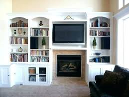 fireplace mantels with shelves on the side shelvg book fireplace mantel side shelves