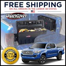 UnderCover Swing Case Driver Side Truck Bed Storage SC401D 05-18 ...