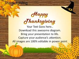 Powerpoint Slides Marketing Thanksgiving Ppt Slides Powerpoint