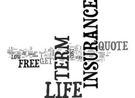 Free Term Life Insurance Quotes Stunning A FREE TERM LIFE INSURANCE QUOTE IS ONLY EASY TO OBTAIN TEXT