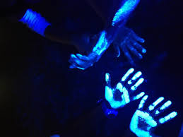 Do Black Lights Show Germs Germs Germs Everywhere