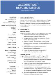 Accounting Cover Letter Sample Resume Genius
