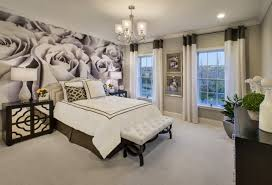 luxury home lighting. Guest Bedroom By Toll Brothers Featuring Invite Chandelier Luxury Home Lighting U