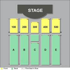 borgata atlantic city seating chart events center coty event