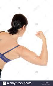 Beautiful women who fist