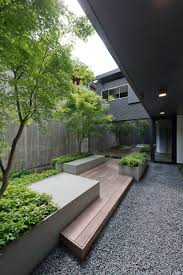 contemporary patio by Tim Davies Landscaping. so elegant on houzz.com |  Landscaping Loves | Pinterest | Patios, Contemporary patio and Decking