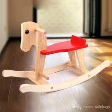 kids educational toys catalogue solid wood rocking horse for sal solid