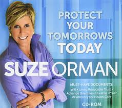 Amazon.com: Suze Orman - Protect Your Tomorrows Today