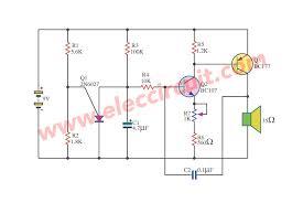 simple generator diagram simple sound generator circuit wiring simple warble tone generator circuit eleccircuit com simple generator diagram simple sound generator circuit