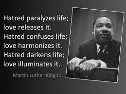 Martin Luther King Jr Quotes About Love Interesting Martin Luther King Jr Quotes Church