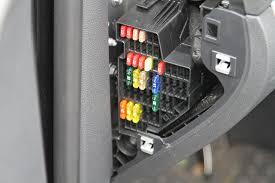 diy escort 9500ci install vw gti mkvi forum vw golf r forum 2010 vw golf fuse box diagram at Mk6 Gti Fuse Box