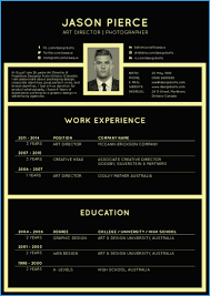 98 Free Resume Template With Picture Insert Top Resume Templates