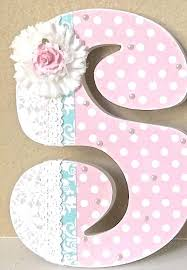 custom letters for wall custom nursery letters baby girl nursery decor wooden letters personalized baby gift