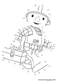 Small Picture the bob the builder dot to dot Coloring pages Printable