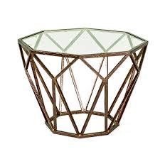 filia art deco style side table 13253