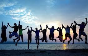 FRIENDS 😍😍😍. A friend is friendly, happy, and… | by Laibariyazz | Medium