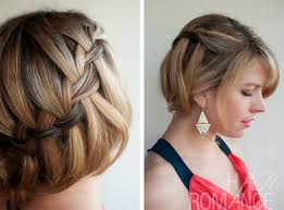 Hairstyle Design For Short Hair Latest Hairstyles 2014 Braid Hairstyles For Short Hair For Women 3798 by stevesalt.us