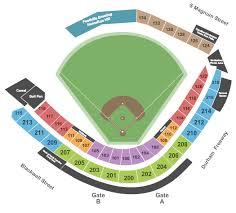 Gwinnett Stripers Seating Chart Durham Bulls Athletic Park Seating Chart Durham