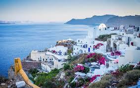 one day trip to santorini island