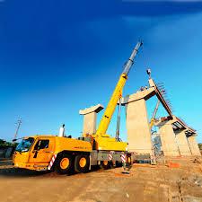 Grove All Terrain Crane Gmk6300l Aayag