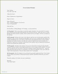 Sample Business Letter Line Spacing New Letter Format Spaces Lines