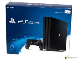 sony playstation 4 pro. sony ps4 pro box playstation 4 y