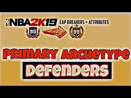 Nba 2k19 Cap Breakers For Rim Protector And Lockdown Defenders