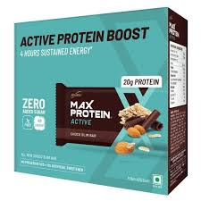 RiteBite Max Protein Active Choco <b>Slim</b> bar | Best Protein Bars