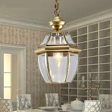 copper pendant lighting. Brilliant Pendant European Style Copper Pendant Lights Corridor Balcony Light Big  Droplight Decorates Single Head Lamps And Copper Pendant Lighting