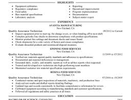 Fast Food Resume Example Of Resume For A Job