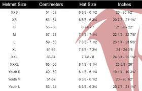 Zoan Size Chart Hfx Motorsports