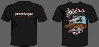 Darren Parsons Short Sleeve by Racer Swag