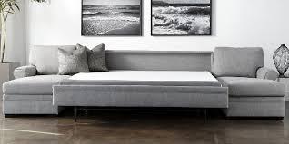 modern sleeper sofa sectional sleeper