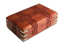 image unavailable image not available for color fine polished wooden keepsake jewelry box