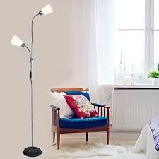 floor lamp office. Modern Floor Lights Minimalist Bedroom Living Room Lamp Vertical Study LED Eye Office Lighting O