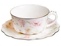 <b>Чашка с блюдцем Lefard</b> Мишель 400мл 2пр | Чашка, Блюдце ...