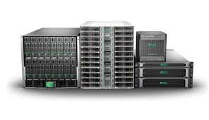 Hpe Proliant Gen10 Featuring Intel Xeon Scalable Processors