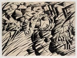 futurism keyword heilbrunn timeline of art history the states of mind those who go