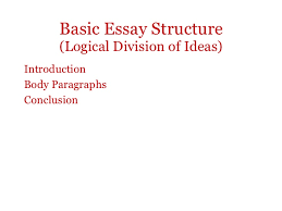 essays introduction and outline essay structureintroduction and outline