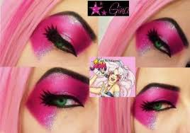 jem and the holograms makeup the best i ve seen so far