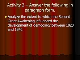 second great awakening essay first great awakening conservapedia oklahoma bar association law day essay contest