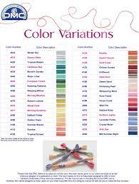 Buy Dmc Stranded Colour Variations Online Australia