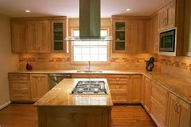 Kitchen Backsplash Ideas With Maple Cabinets Maple Cabinets Enchanting Kitchen Cabinet Backsplash