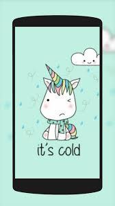Cute Unicorn 🦄 Wallpaper for Android ...