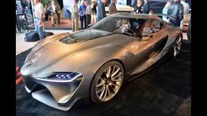 Toyota FT-1 Price, Specs, Top Speed and Release - YouTube