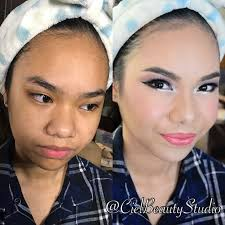 add to board before after makeup by ciel makeup artist 001