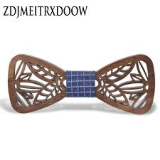 <b>2019</b> Wholesale New <b>Arrival</b> Hollow Wood <b>Bow Ties</b> For Mens ...