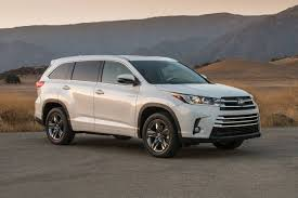2018 Toyota Highlander Hybrid Pricing - For Sale | Edmunds