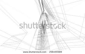 modern architectural sketches. Interesting Architectural Modern Architectural Drawing Architecture Background Skyscraper Building For Architectural Sketches